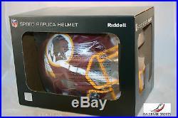 WASHINGTON REDSKINS Riddell Full Size SPEED Replica Helmet
