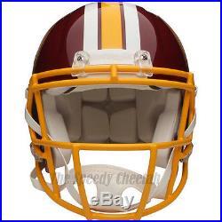 Washington Redskins Riddell NFL Full Size Authentic Speed Football Helmet