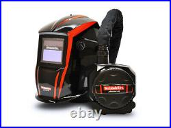 Weldability Phantom Fresh Air Fed PAPR + ADF Welding Helmet